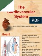 Ncm 103-Cardio Anatomy & Physio