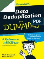 Data DeDuplication for Dummies.pdf