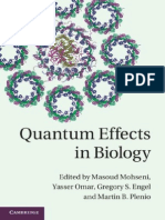 Quantum.effects.in.Biology - Sept 2014