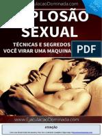 Brinde Segredos Para Explosao Sexual