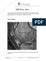 Mri Knee Atlas