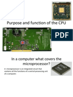 Purpose and function of the CPU.pptx