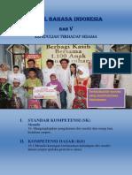 Modul Bahasa Indonesia tentang cerpen diri sendiri