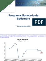 Politica Monetaria Peru - septiembre - 2014.pdf
