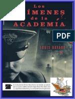 Los crimenes de la academia - Louis Bayard.pdf