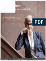 Five Ways to Stand Out in Your Industry by Beth Jennings
