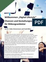 """Willkommen """"Digital Lifestyle"""""""