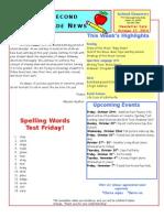 October 17 Newsletter