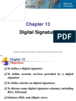Crypto DigitalSignature