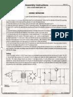 Lab 1Schematic for PSU Kit
