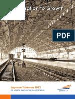 Annual Report PT KAI 2012