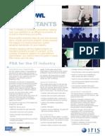 SharpOWL for IT Consultants Data Sheet