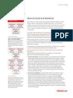 Oracle Exastack Data Sheet 422502