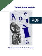 APRENDER SALUDOS Y RESPUESTAS AL HABLAR O ESCRIBIR EN YORUBA (diccionario).pdf