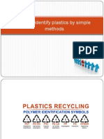 Lecture - 17 a - Identification of Plastics