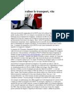 libéraliser le transport, vite 16 octobre 2014.rtf