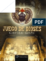 Carlos Goni - Juego de dioses.epub