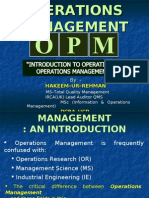 1. Introduction to OPM