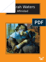 Afinidad - Sarah Waters.epub