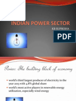 Power industry review