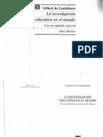 La Investigacion Educativa en México en el Contexto Latinoamericano-1.pdf