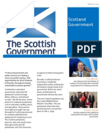 newsletter scotland gov