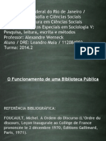 Plano de Aula. Tópicos Especiais em Sociologia V (Proposta para Seminário) - Slides.pdf