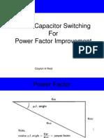 Shunt Capacitor Presentation
