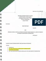 Dr. Paul McCutcheon Expert Report (plaintiff)