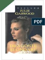 176839205 Julie Garwood Dragoste Si Onoare Doc