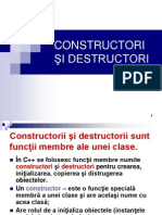 Constructori&Destructori