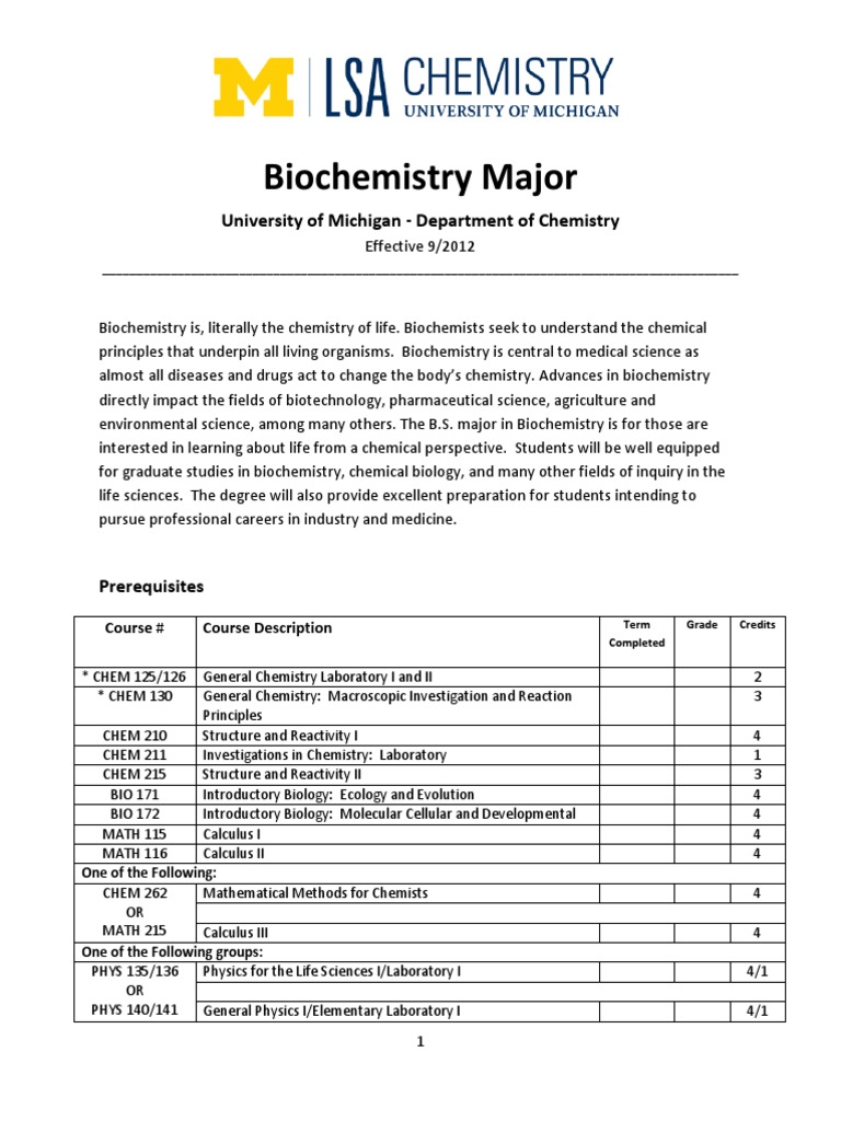 worksheet Biochemistry Worksheet www lsa umich edu chem home undergraduate advising biochemistry worksheet biology
