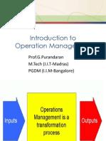 Symbiosis OM MBA EE Module 2 Nov 9