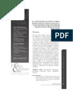 Mejía, Marco Raúl - La Investigacion Como Estrategia Pedagogica.pdf