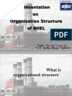 BHEL Presentation