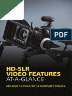 Nikon d810 Features