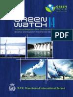 GreenWorld Magazine 2014