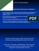 Interview - Teknik.ppt