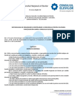 Metodologie Alegeri CNE 2014-2015 (1)
