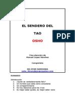 Osho - El Sendero Del Tao.DOC