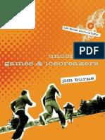Uncommon Games and Icebreakers - Jim Burns