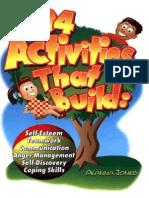 104 Activities That Build Self-Esteem Te - Alanna