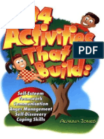 104 Activities That Build Self-Esteem Te - Alanna