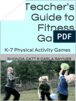 A Teacher 39 s Guide to Fitness Games K-7 Ph - Rho