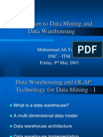 DataMining and Data Warehousing.ppt