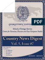 CERES News Digest Vol.5 Week 7-; Oct.13-17
