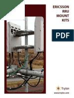 Ericsson RRU Mount Kit