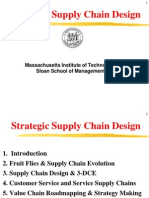 49799233 Strategic Supply Chain Design