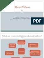 Music Videos final