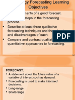 Forecasting Mse401 1